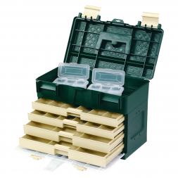 Energofish Gerätebox 4-Schub