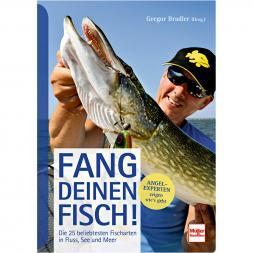 Fang Deinen Fisch von Gregor Bradler