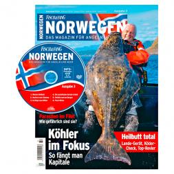Fisch & Fang Norwegen Magazin Ausgabe 3