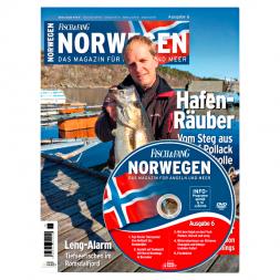 Fisch und Fang Norwegen Magazin - Ausgabe 6