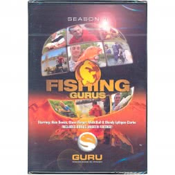Fishing Gurus Serie 1 - DVD