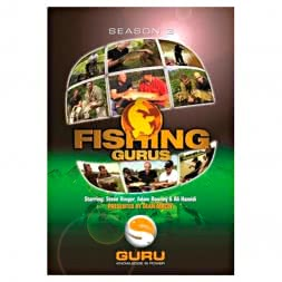Fishing Gurus Serie 3 - DVD
