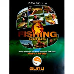 Fishing Gurus Serie 4 - DVD