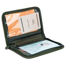 Fox Carp Camolite Licence Wallet