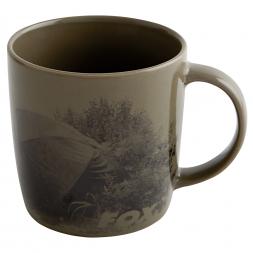 Fox Carp Ceramic Scenic Mug