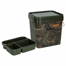 Fox Carp Eimereinsatz Bucket Insert Tray