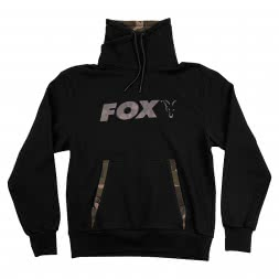 Fox Carp Herren High Neck (schwarz/camo)