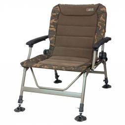 Fox Carp Karpfenstuhl R Series Chair - R2 Camo
