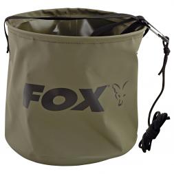 Fox Carp Wassereimer zusammenklappbar (groß)