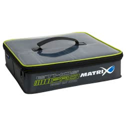 Fox Matrix Ethos Pro EVA Tray and 4 Box Set