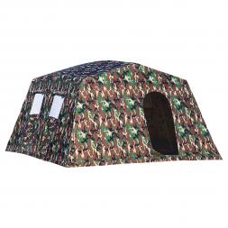 Großraum-Wohnzelt camouflage