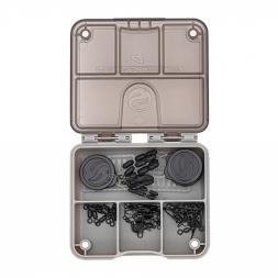 Guru Feeder Box Accessory Box, 4 compartments