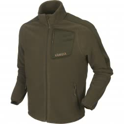 Härkila Herren Fleecejacke Venjan (willow green)