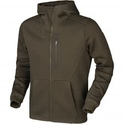 Härkila Herren Sweatjacke Hoodie (willow green)