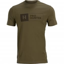 Härkila Herren T-Shirt Pro Hunter (light willow green)