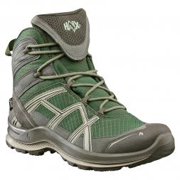 Haix Herren Outdoor-Schuhe BLACK EAGLE ADVENTURE 2.1 GTX MID (oliv)