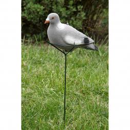 Halterung für erlegte Tauben/Krähen