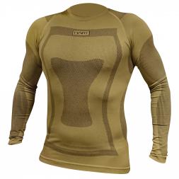 Hart Herren Unterziehshirt Shinmap Body Mapping Underwear