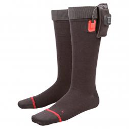 Heat2go Unisex Thermo Socken (inkl. Akkus, Ladegerät)