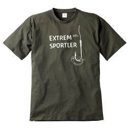 Herren T-Shirt Extremsportler
