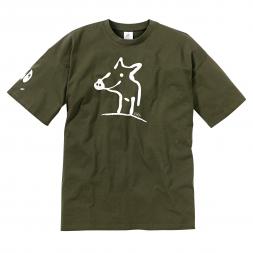 Herren T-Shirt Sau