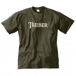 Herren T-Shirt Treiber