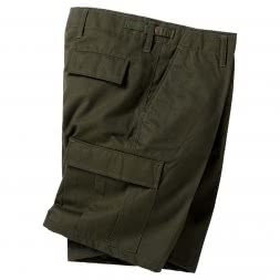 Herren US Shorts (oliv)