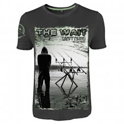 Hotspot Herren T-Shirt THE WAIT