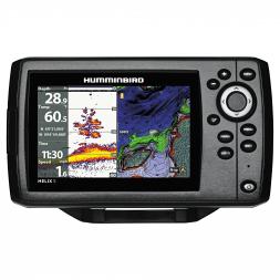 Humminbird Echolot Helix 5 CHIRP G2 GPS