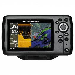 Humminbird Echolot Helix 5 CHIRP GPS DI G2