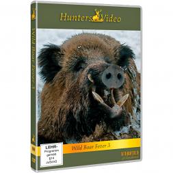 Hunters Video DVD Schwarzwildfieber III von Hunters Video