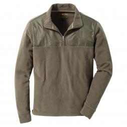 il Lago Basic Herren Fleece Sweater MATHIS