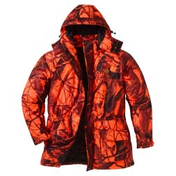 il Lago Prestige Herren Thermojacke Safety (Tecl-Wood)