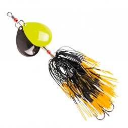 Iron Claw Bucktail Spinner Dizzy Rubber (BY)