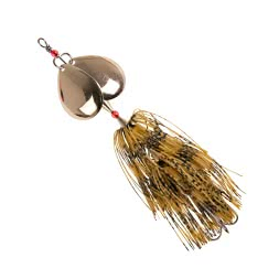 Iron Claw Bucktail Spinner Dizzy Rubber (GB)
