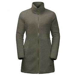 Jack Wolfskin Damen Mantel High Cloud Coat