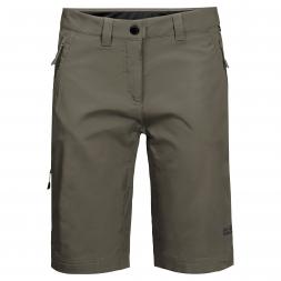 Jack Wolfskin Damen Softshell Shorts Activate Track