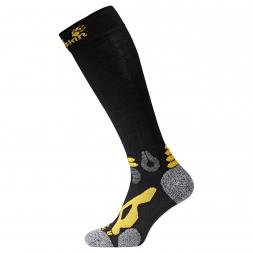 Jack Wolfskin Unisex Socken TREKKING MERINO COMPRESSION