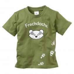 Kinder T-Shirt FRECHDACHS