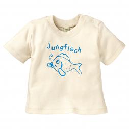 Kinder T-Shirt Jungfisch (f. Baby)