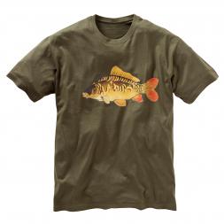 Kinder T-Shirt Spiegelkarpfen