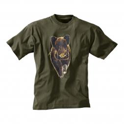 Kinder T-Shirt Wildschwein