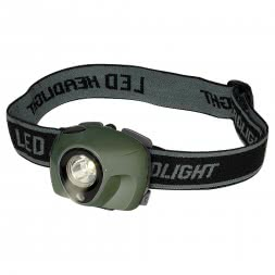 Kogha 1 Watt LED Kopflampe