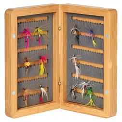 Kogha Bambus Fliegenbox