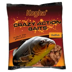 Kogha Boilies Crazy Action Baits