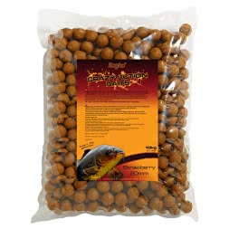 Kogha Boilies Crazy Action Eco (Strawberry)