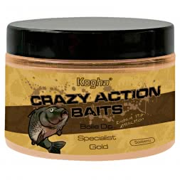 Kogha Dip Crazy Action Baits Specialist Gold (Marine Halibut)