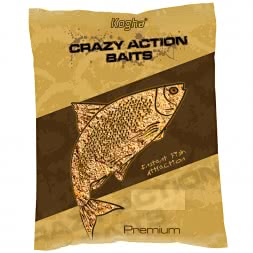 Kogha Grundfutter Premium Crazy Action Baits (Rich Cheese)
