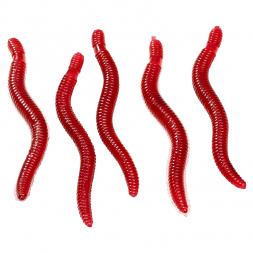 Kogha Premium Lures Künstliche Rotwürmer