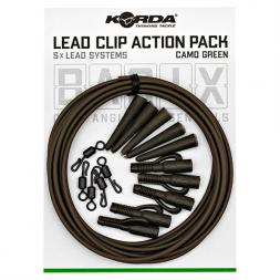 Korda Lead Clip Action Pack